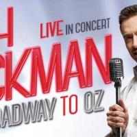 HUGH JACKMAN - LIVE IN CONCERT